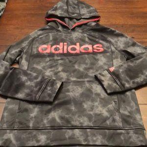 Adidas boys  XL hoodie.